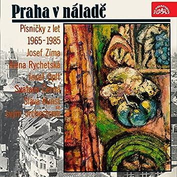 Praha v náladě (Písničky Z Let 1965-1985)