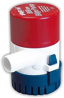 Rule 800 GPH Submersible Bilge Pump, Round