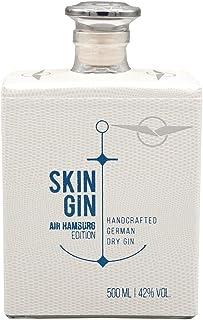 AIR HAMBURG Skin Gin | Manufaktur Gin aus dem Alten Land | 42% 500 ml | Marokkanische Minze