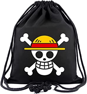 one piece luffy backpack
