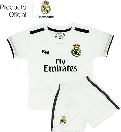 d3980578b6 Box 1º Equipo Sergio Ramos Real Madrid JR 2018-2019 Conjunto Niño (T/
