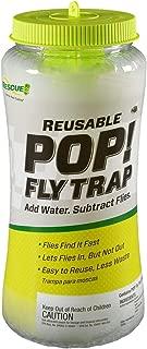 RESCUE Outdoor Non-Toxic Reusable POP! Fly Trap