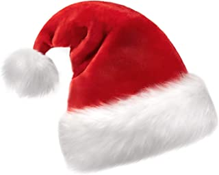 Christmas Hat,Santa Hat,Xmas Hat for Unisex Adults,New Year Festive Party