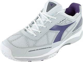 4b66d99ec0557 Amazon.com: White Violet - Tennis & Racquet Sports / Athletic ...