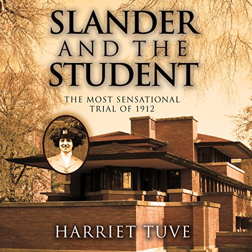 Slander and the Student audiobook cover art