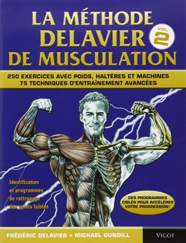 Photo de la-methode-delavier-de-musculation-volume-2