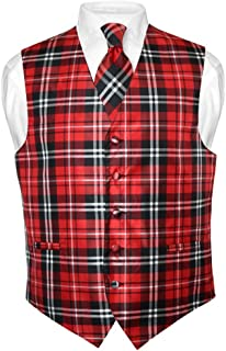Best plaid dress vest Reviews