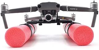Mavic 2 Water Landing Leg,STARTRC Damping Landing Gear Training Kit Floating Holder for DJI Mavic 2 Pro/Zoom