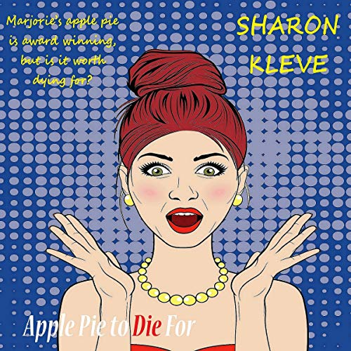 Apple Pie to Die For audiobook cover art