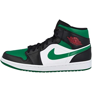 Air Jordan 1 Mid Mens Fashion Basketball Shoes 554724-067