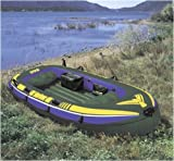 Deluxe Large Seahawk Inflatable Boat
