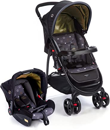 Travel System Nexus, Cosco, Preto