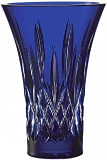 Waterford Crystal Treasures of The Sea Lismore Vase Flared