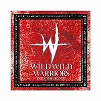"""WILD WILD WARRIORS バンダナ EXILE THE SECOND LIVE TOUR 2016-2017 """"WILD WILD WARRIORS"""" EXILE THE SECOND LIVE TOUR 2016-2017 """"WILD WILD WARRIORS"""" ツアーグッズ"""