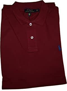 01516e7f6f4 Amazon.com: RALPH LAUREN - Polos / Shirts: Clothing, Shoes & Jewelry