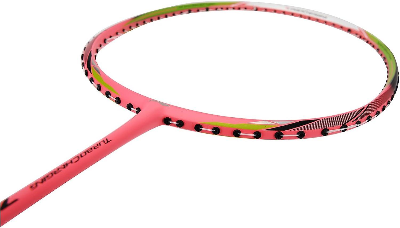 LINING 2019 Badminton Racket Turbocharging 70I Pink Superlight Type Racquet