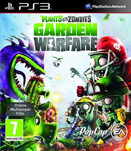Plants vs Zombies PS-3 UK multi Garden Warfare