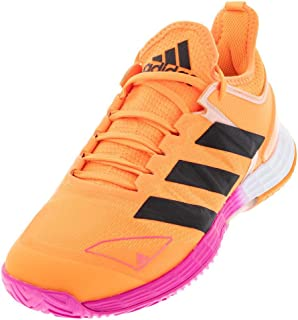 adidas Adizero Ubersonic 4 Mens Tennis Shoe - Screaming Orange/Core Black/Screaming Pink