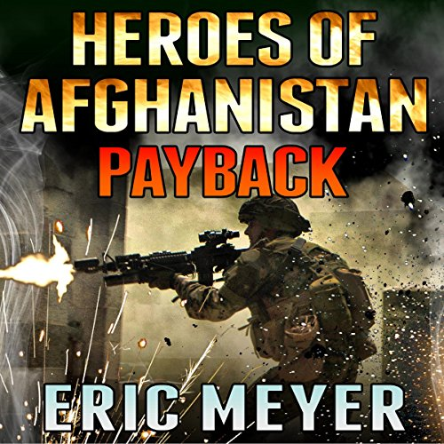 Heroes of Afghanistan: Payback audiobook cover art