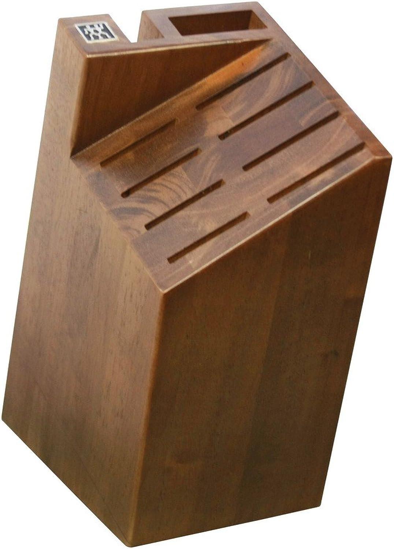 ZWILLING J.A. Henckels 35006-103 ZWILLING Pro Knife Block, Block, Block, Walnut B007K0RO9I 619d1f