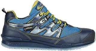Cofra 78710-000.W44 Zapatos de Seguridad Galetti S3 WR SRC Talla 44 en Azul/Negro, 54