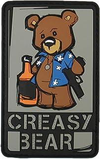 Creasy Bear Morale Patch by Violent Little Machine Shop (Color)