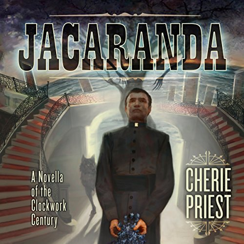 Jacaranda audiobook cover art
