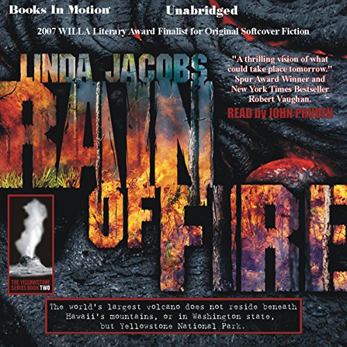 Rain of Fire audiobook cover art