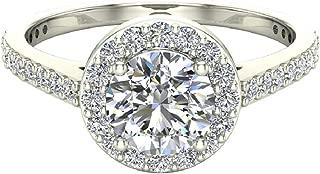 Best 24 karat diamond engagement ring Reviews