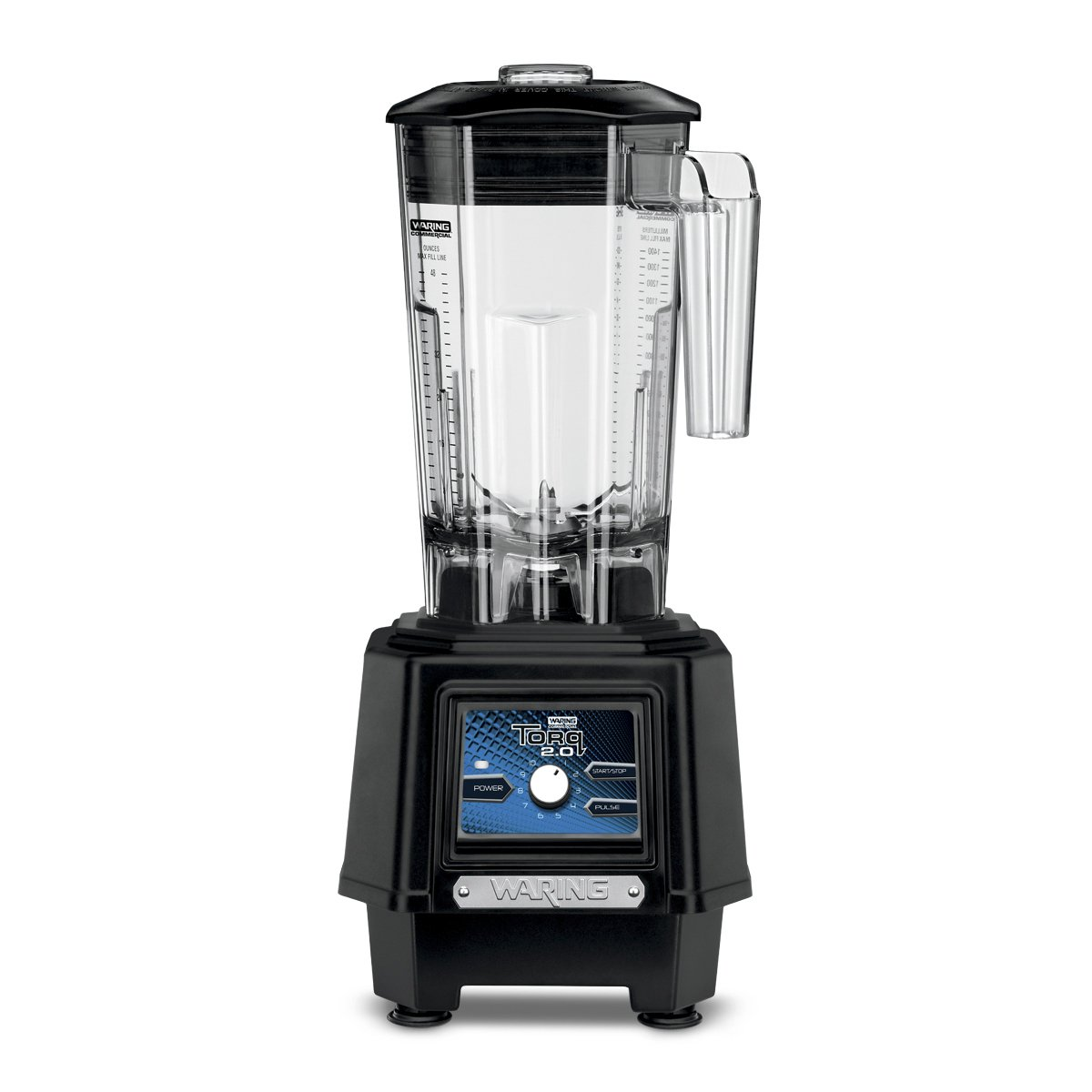 Waring Commercial TBB175 TORQ 2 Horspower Speed Variable Store Blender Max 43% OFF