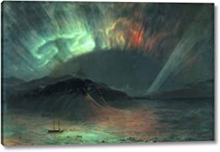 Aurora Borealis by Frederic Edwin Church - 12
