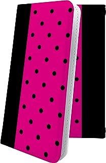 iPhone5s / iPhone5c / iPhone5 / iPhoneSE ケース 手帳型 ピンク 桃色 ドット 水玉 アイフォン アイフォーン アイフォンse アイフォン5 アイフォン5s アイフォン5c 手帳型ケース チェック チェック柄 iPhone 5s 5c 5 se かわいい 可愛い kawaii lively