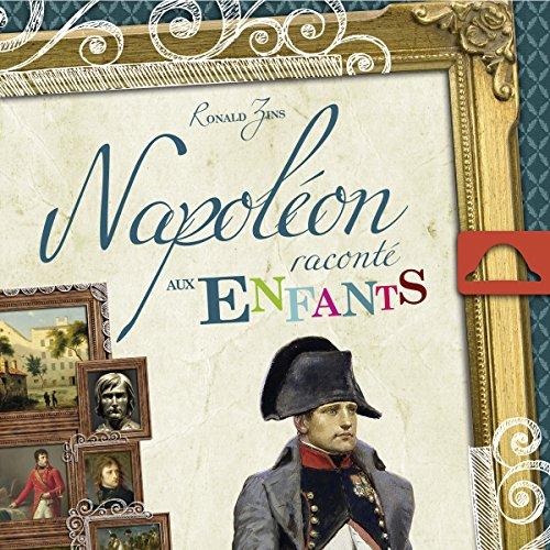 Napoléon raconté aux enfants audiobook cover art