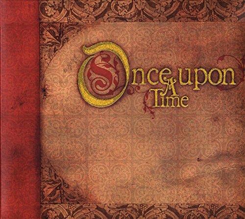 DCWV Once Upon A Time Postbound Album com Glitter, 30,5 x 30,5 cm