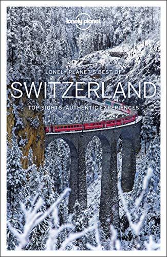 Best of Switzerland 1ed -anglais-