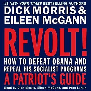 Revolt! audiobook cover art