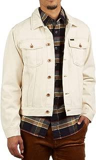 Cable Denim Jacket - Vanilla