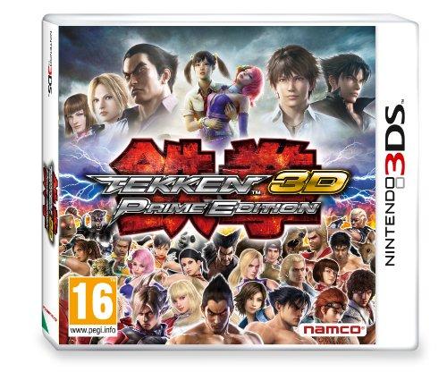 Namco Bandai Games Tekken 3D Prime Edition
