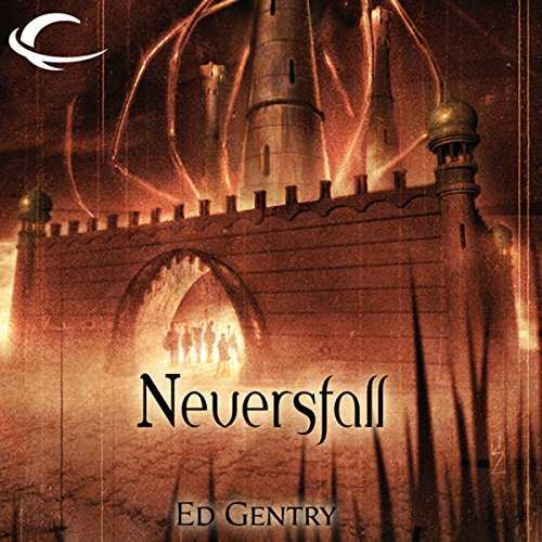 Neversfall audiobook cover art