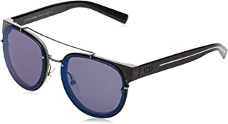 a3859293fa Dior BLACKTIE143S XT PRP Gafas de Sol, Gris (Grymirrorblue/Blue Sky Grey  Speckled