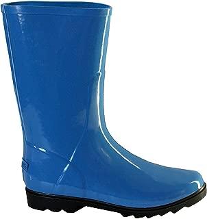 Columbia Youth Big Kids Downpour Rain Boots Shoes