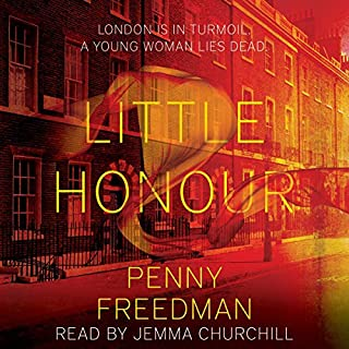 Little Honour audiobook cover art