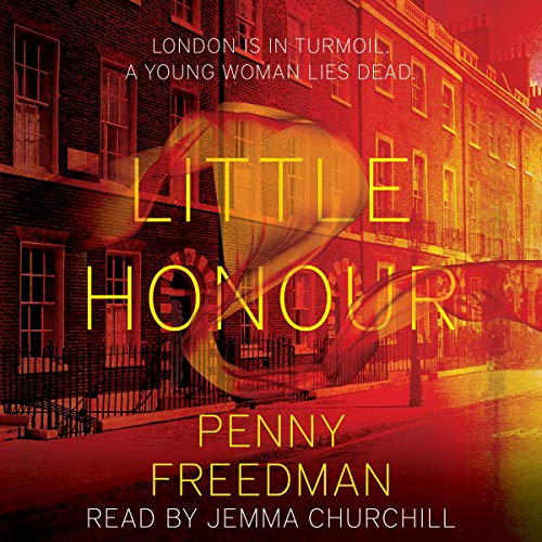 Little Honour audiobook cover art