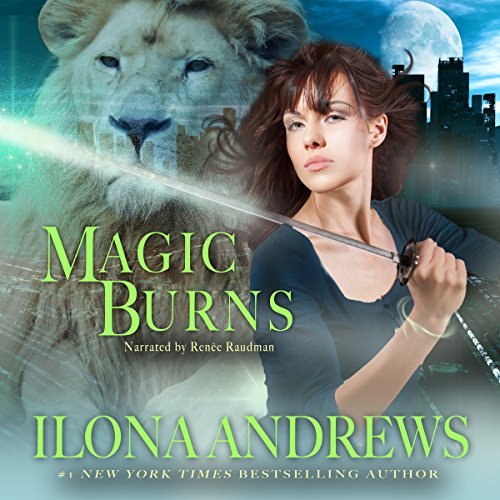 Magic Burns cover art