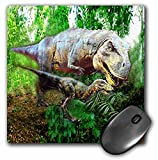 3dRose LLC 8 x 8 x 0.25 Inches Dinosaurs Mouse Pad (mp_4096_1)