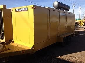 Caterpillar Generator Set G3306 (SCA1 & Up 5DA1 & Up CNR1 & Up CTT1 & Up) Parts Manual