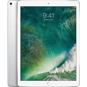 APPLE MQDC2LL/A iPad Pro with Wi-Fi 64GB, 12.9in, Silver (Renewed)