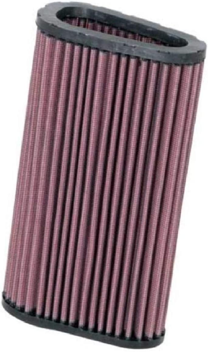 KN Engine It is very Max 87% OFF popular Air Filter: Powersport High Premium Performance
