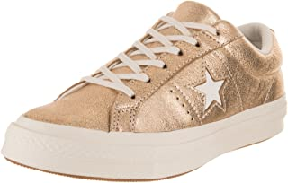 Converse Unisex Adults' Lifestyle One Star Ox Low-Top Sneakers