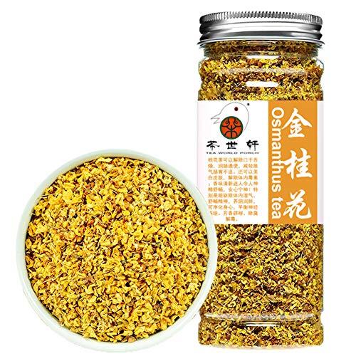 Organic Sweet Osmanthus Tea,Gui Hua Tea,Sweet Olive, flower tea Lose Weight Health Care skin care Chinese flower 40G/1.41oz
